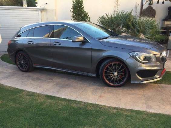 Mercedes-benz cla 220 2015