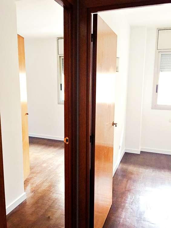 1 habitación doble y otra individual