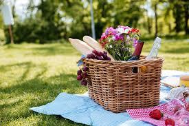 Zonas para picnic en montjuic