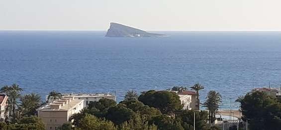 Coblanca 40 piso de lujo en poniente benidorm con vistas al mar junto a intempo
