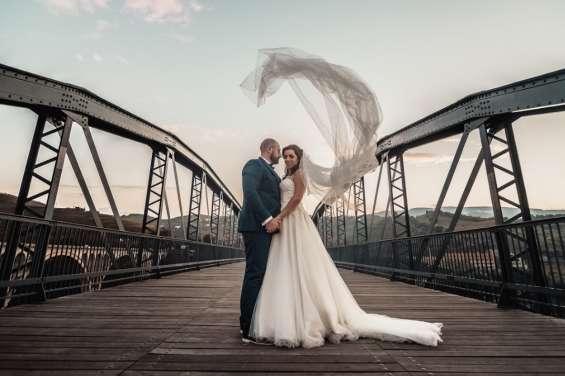 Fotógrafo especialista en bodas