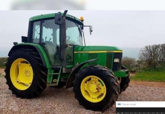 Tractor john deer 6310