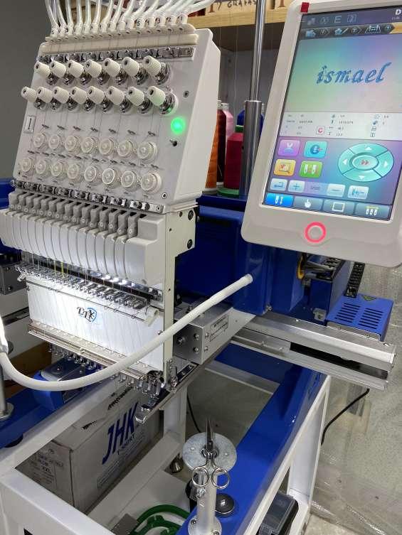 Bordadora modelo dl1501